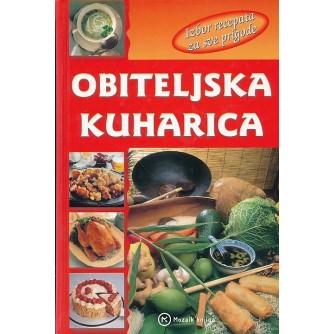 Stanko Grafenauer: Obiteljska kuharica